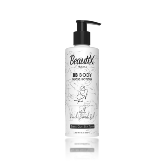 Beautix BB Body Gloss Lotion